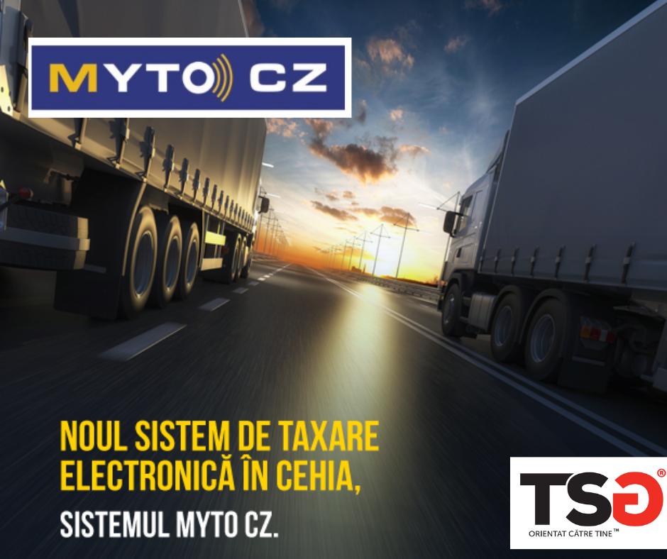 2019.08 Noul sistem de plata a taxelor de drum din Cehia 01.12.2019