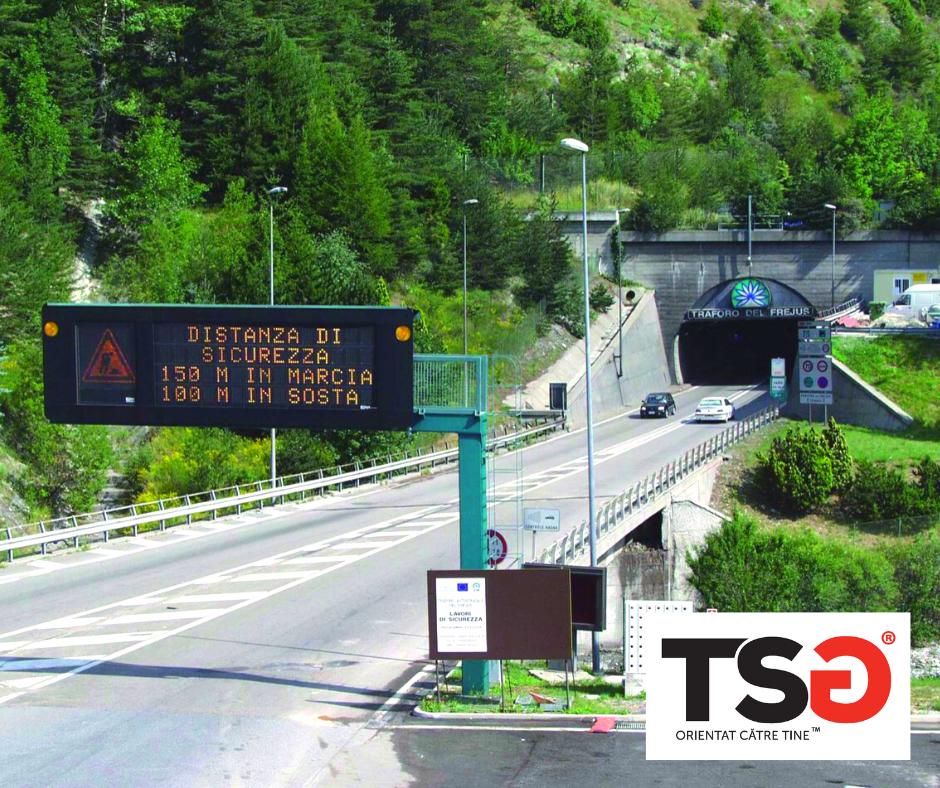 2020.06 Accesul camioanelor E4 in tunelul Mont Blanc va fi interzis de la 1 iulie 2020
